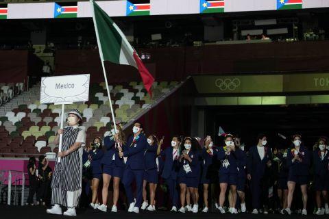 Η τελετή έναρξης των Ολυμπιακών Αγώνων του 2020 και η παρέλαση των ΗΠΑ