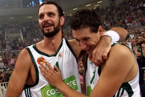 Παναθηναϊκός: Το βράδυ που ο Διαμαντίδης έγινε Legend της EuroLeague