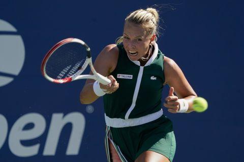 Η Ανέτ Κονταβέιτ στο US Open