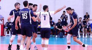 Silver League: Στην κορυφή η Ελλάδα, 3-0 την Αυστρία