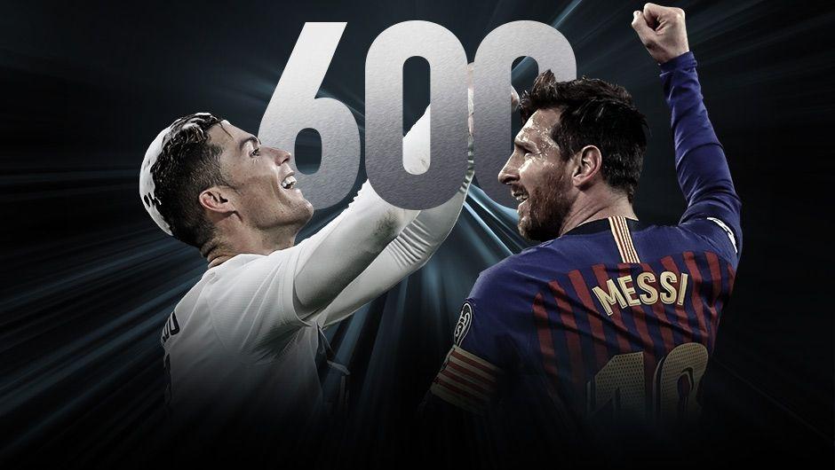 Λιονέλ Μέσι - Κριστιάνο Ρονάλντο: Η ισοπαλία στα 600 γκολ έχει ένα νικητή