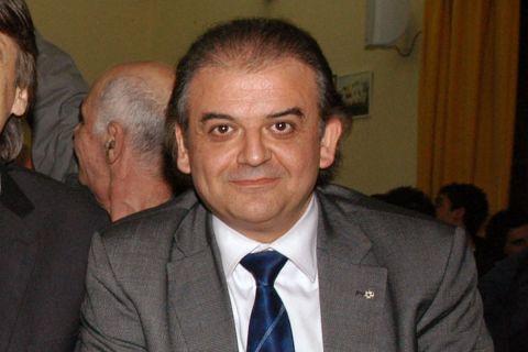 Ο δημοσιογράφος Ανδρέας Ναούμης