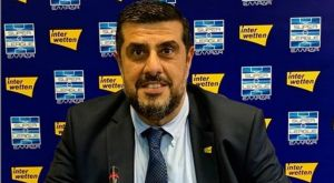 """Λευκαρίτης στο Sport24.gr: """"Θα λέγεται 'Πρωτάθλημα Superleague Ιnterwetten', win win συνεργασία"""""""