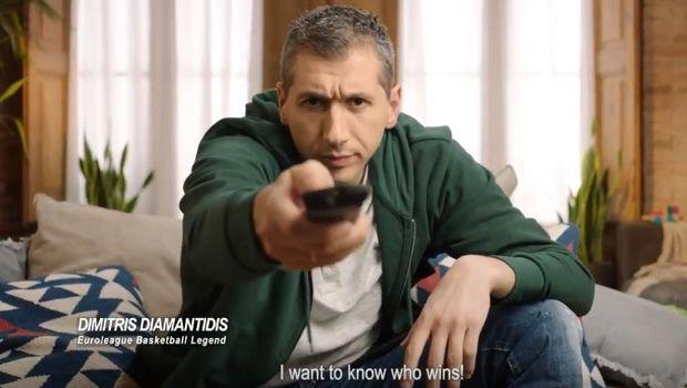 Η προφητική διαφήμιση για την κατάκτηση της EuroLeague από τη Ρεάλ Μαδρίτης!