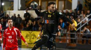 Handball Premier: Άνετη επικράτηση για την ΑΕΚ στην επιστροφή Καφάτου στη δράση
