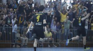 Στους τελικούς της Handball Premier η ΑΕΚ, 23-22 τον ΠΑΟΚ!