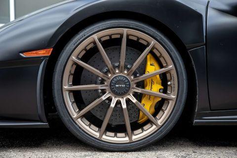 Η Lamborghini Huracán STO με ελαστικά Bridgestone