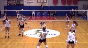 Volleyleague γυναικών: Πέρασε και από τη Βούλα ο Πανναξιακός, 3-0 τη Θέτιδα