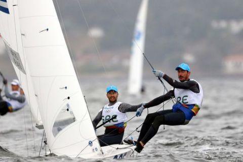Μάντης και Καγιάλης στους Ολυμπιακούς Αγώνες του Ρίο