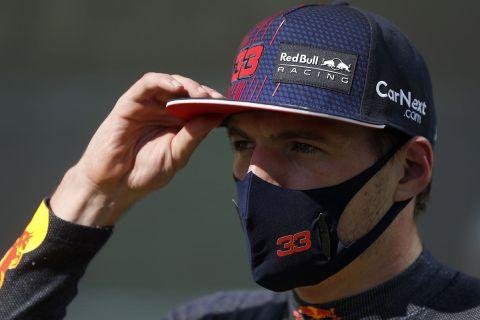 Ο Μαξ Φερστάπεν στο GP της Ουγγαρίας
