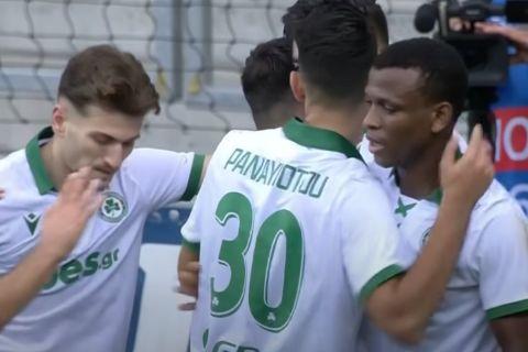 Europa League: Ο 18χρονος Λοΐζου έστειλε την Ομόνοια ένα βήμα από τους ομίλους