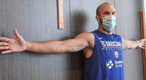 Καλάθης: Πέρασε από ιατρικές εξετάσεις στη Μπαρτσελόνα και ξεκινάει προπονήσεις