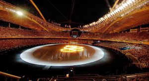 Ζήστε ξανά την τελετή έναρξης των Ολυμπιακών Αγώνων της Αθήνας