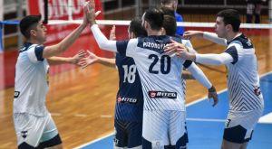 Volleyleague ανδρών: Πρώτο βήμα παραμονής για τον Εθνικό Αλεξανδρούπολης