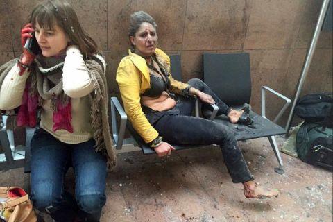 Έτσι βίωσε ο αθλητικός κόσμος το τρομοκρατικό χτύπημα στις Βρυξέλλες