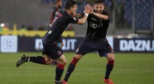 Serie A: Η Μπολόνια πανηγύρισε στην Ρώμη την παραμονή
