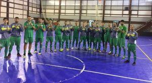 Φιλικό των ομάδων futsal και οπαδών Παναθηναϊκού – Ντινάμο Ζάγκρεμπ