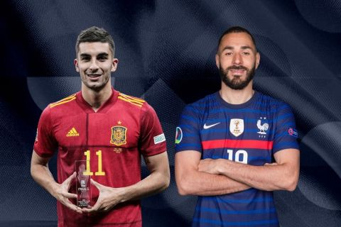 Nations League: O βιονικός Μπενζεμά δείχνει τον δρόμο στη Γαλλία - οι αποδόσεις της Stoiximan