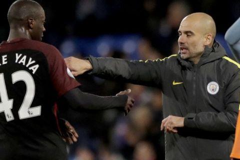 """Σέλουκ: """"Αφρικανοί σαμάνοι θα εμποδίσουν τον Γκουαρδιόλα να πάρει Champions League"""""""