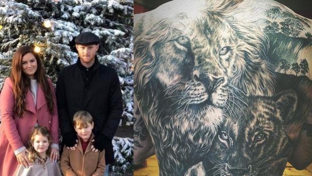 Άγγλος παίκτης του κρίκετ έκανε... γιγάντιο τατουάζ 28 ωρών!