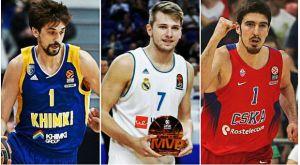 Οι στατιστικές αλήθειες του α' γύρου της EuroLeague