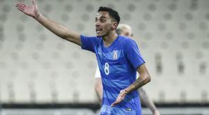 Η ενδεκάδα της Εθνικής με την Ιταλία