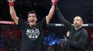 Δύσκολη νίκη για Machida στο ντεμπούτο του στο Bellator