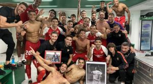 H Σεβίλλη αφιέρωσε σε Ρέγες και Πουέρτα τη νίκη στο ντέρμπι
