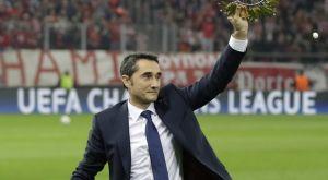 Ολυμπιακός: Συγχαρητήρια στον Βαλβέρδε για το πρωτάθλημα Ισπανίας