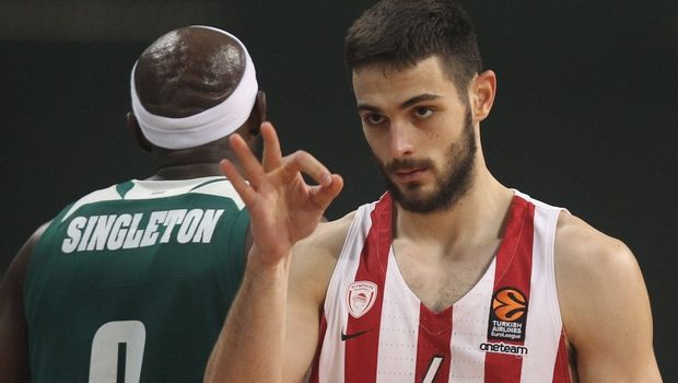 Προκρίθηκε στα playoffs έξι αγώνες πριν το φινάλε ο Ολυμπιακός!