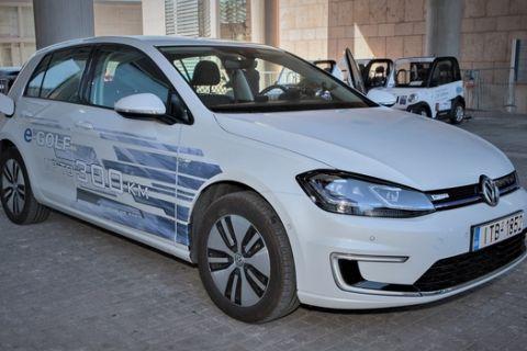 Πρώτο το ηλεκτρικό VW e-Golf