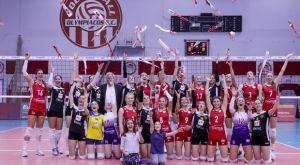 Volley League Γυναικών: Ασταμάτητος ο Ολυμπιακός