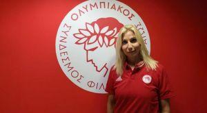 Ολυμπιακός: Επικεφαλής στο beach volley η Πόλα Κίτσου