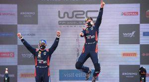 WRC: Κυριάρχησε πλήρως ο Τάνακ στο ράλι Εσθονίας