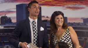 Ρονάλντο: Η φωτογραφία του με τη μητέρα του που ανάρρωσε από το εγκεφαλικό