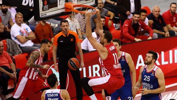 EuroLeague Top-10: Με εντυπωσιακούς Μιλουτίνοβ και Καλάθη