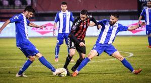 """Παναχαϊκή – Χανιά 0-1: Ο Ανδρέου """"πλήγωσε"""" τους Πατρινούς στο 90′"""