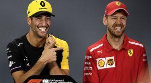 """Ρικάρντο: """"Είχαμε επικοινωνία με τη Ferrari"""""""