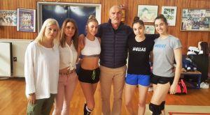 Ραντεβού στο ευρωπαϊκό του Μπακού για την ελληνική ομάδα της ρυθμικής