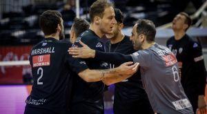 Volley League ανδρών: Τέλος οι πανηγυρισμοί και ψεκασμός του φιλέ