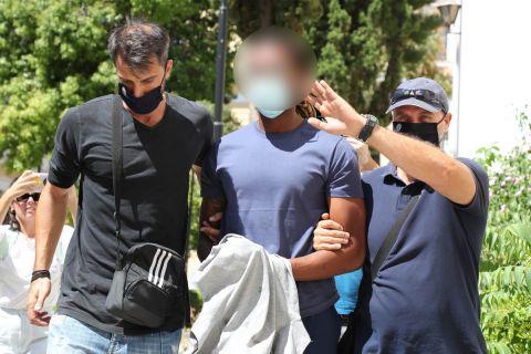 Ρούμπεν Σεμέδο: Στον ανακριτή ο Πορτογάλος, κατηγορείται για ομαδικό βιασμό