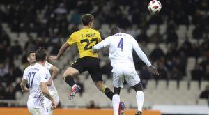 ΑΕΚ – Λαμία 1-0: Το γκολ του Πόνσε
