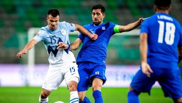 Σλοβενία - Ελλάδα 0-0: Μόνο κέρδος η συνέχιση του αήττητου σερί
