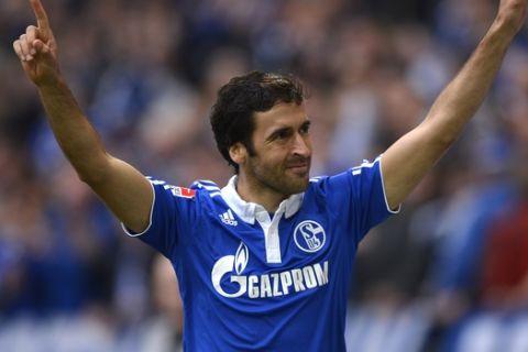 Γερμανία: Σενάρια για επιστροφή του Ραούλ στη Σάλκε ως προπονητής