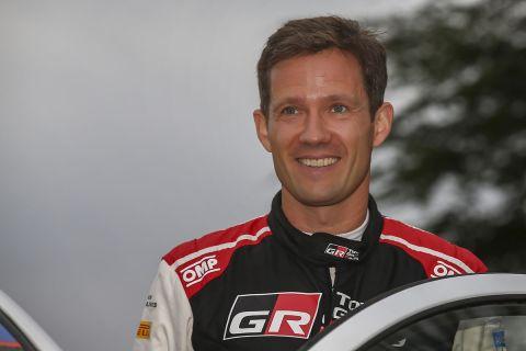 """Οζιέ: """"Δεν θα κάνω πλήρη σεζόν στο WRC το 2022"""""""
