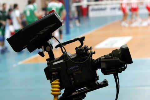 Volley league ανδρών: Ο Παναθηναϊκός είναι σε κόντρα με την ΕΣΑΠ για τα τηλεοπτικά
