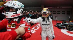 «Πόλεμος» δηλώσεων Hamilton – Vettel