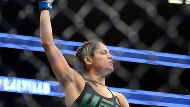 Εννέα μήνες εκτός μαχήτρια του UFC λόγω μαριχουάνας