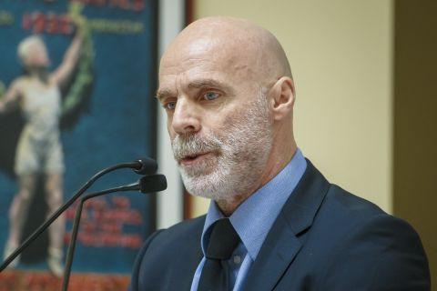 Ο εμπορικός διευθυντής της ΠΑΕ ΟΦΗ, Λεωνίδας Παπαβασιλάκης