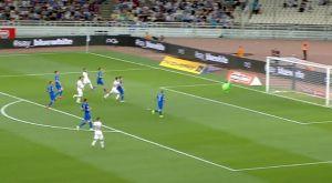 Ελλάδα – Ιταλία: Το 0-2 με τον Ινσίνιε